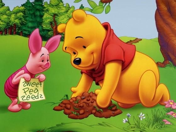 Winnie the Pooh Wallpaper winnie the pooh 8317395 1024 768 560x420