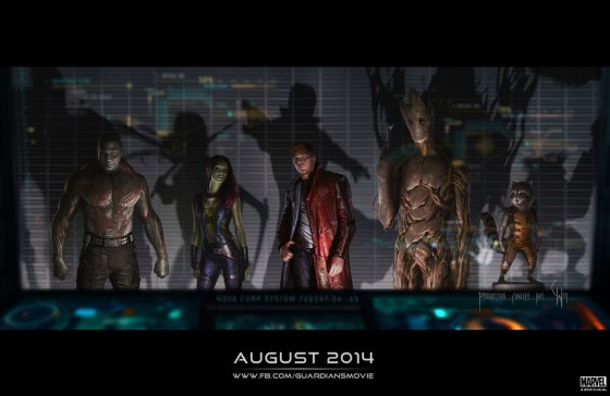 guardians of the galaxy movie 560x364