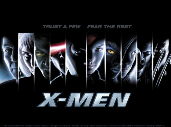 x men movie poster 560x416
