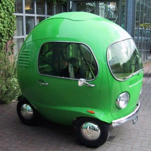 A Gallery of Strange and Amusing Cars