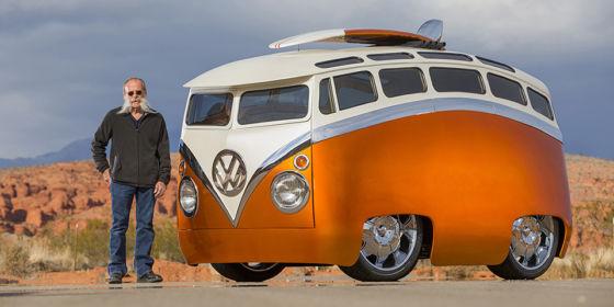 VW Bus 560x280