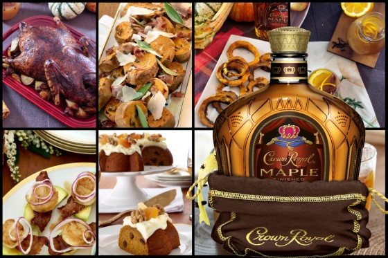 Crown Royal Maple Thanksgiving 560x373