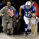 The NFL Salute to Service
