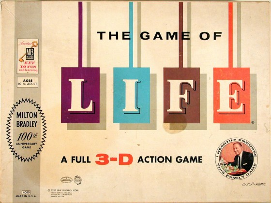 The Game of Life 560x420