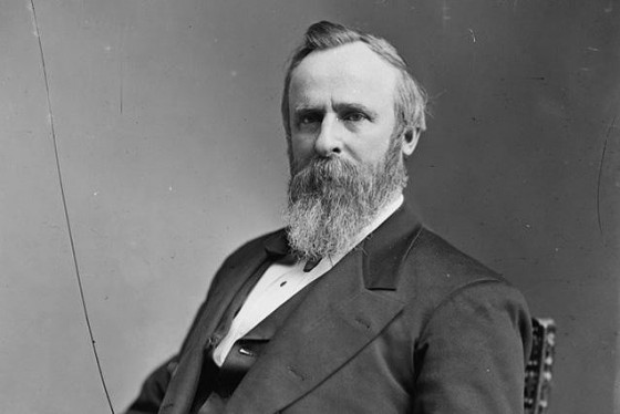 rutherford b hayes 560x374
