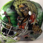 Iron Maiden Hockey Masks