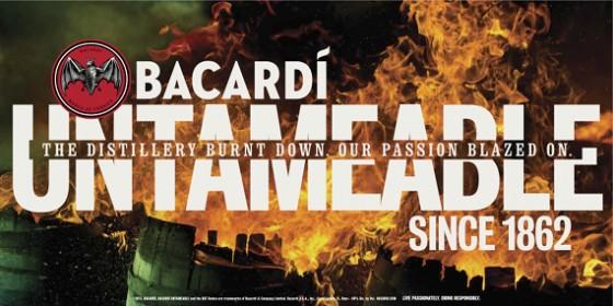 Bacardi Untameable 560x280