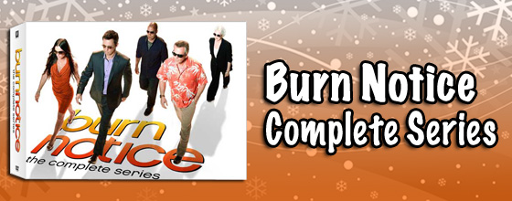 Burn Notice Complete Series