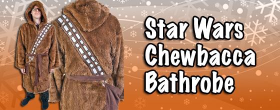 Chewbacca Bathrobe
