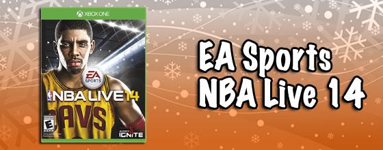 EA Sports NBA Live 14