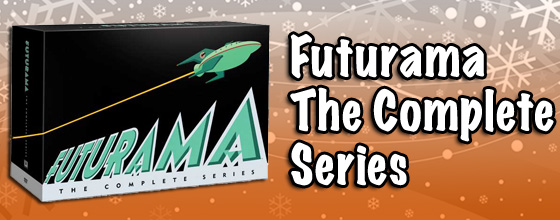 Futurama Complete Series