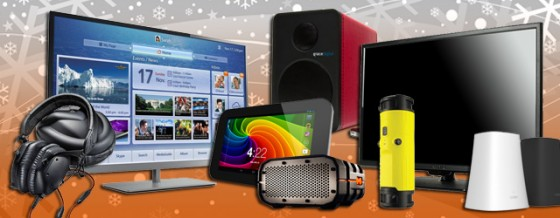 Gadgets Gift Guide 560x218