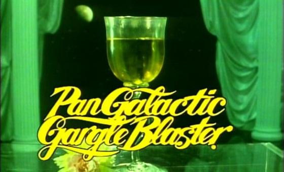 Normal pangalacticgargleblaster