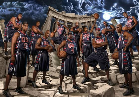 Olympic team USA basketball 560x391