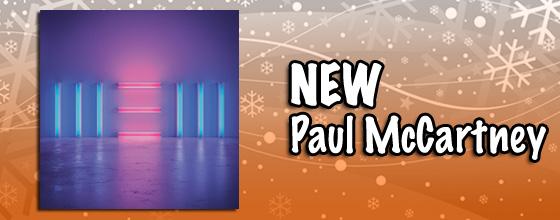 Paul McCartney NEW