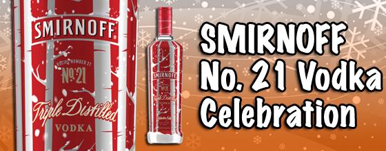 Smirnoff 21 Celebration