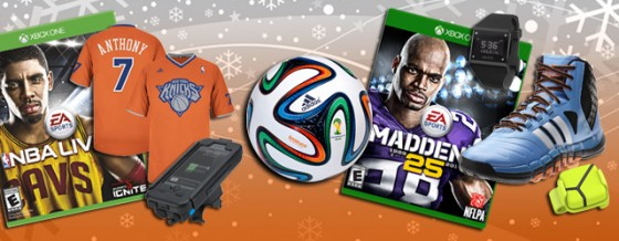 Sports Gift Guide 560x218