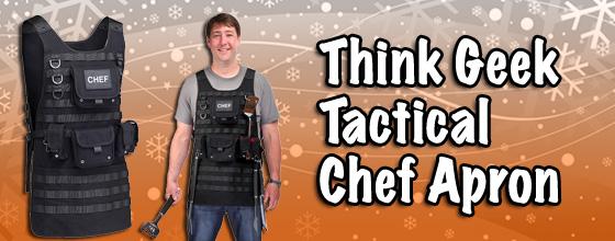 Tactical Chef Apron