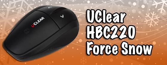 UClear HBC220 Force Snow