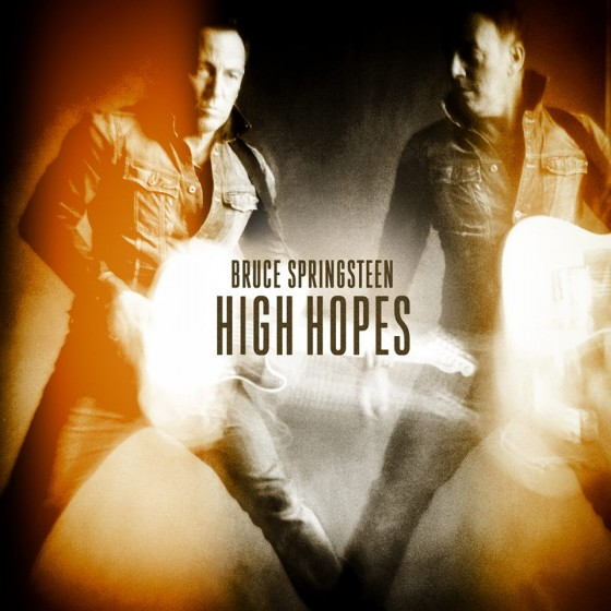 High Hopes album Bruce Springsteen 560x560