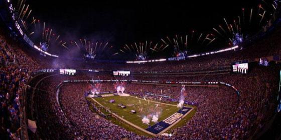 Meadowlands Super Bowl