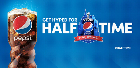 Pepsi Halftime Show with Kelly