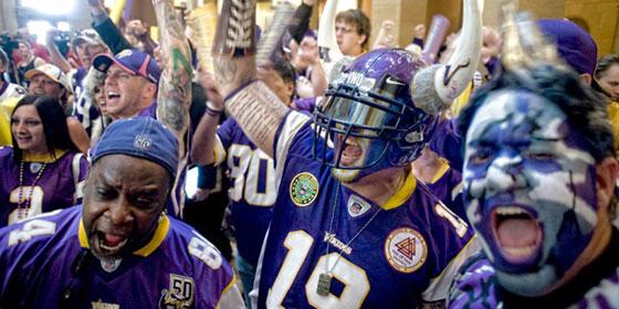 Vikings Fans 1