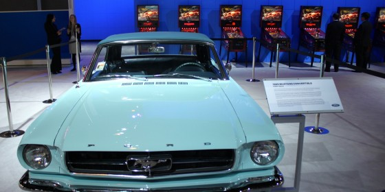 64 Mustang Pinball 560x280