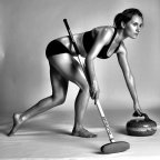 Curling Sexy Hot Olympics Ladies Women 22 144x144