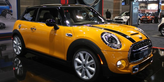 Mini Yellow 560x280