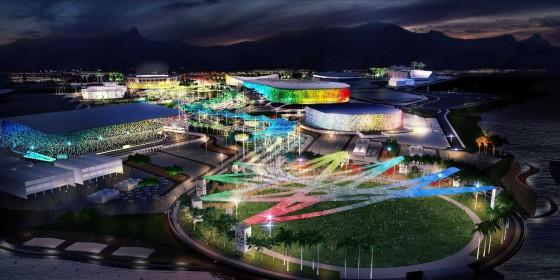 Rio Olympic Park Design 560x280