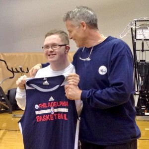 Special Needs Teen Nabs NBA Contract
