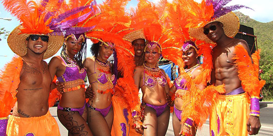 Carnivale Netherlands Antilles