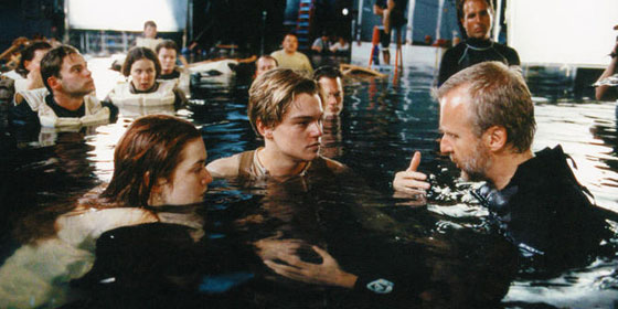 Titanic Scene