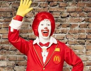 Ronald McDonald Has the Wrong Aspect Fixed