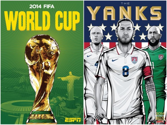World Cup Posters 560x419