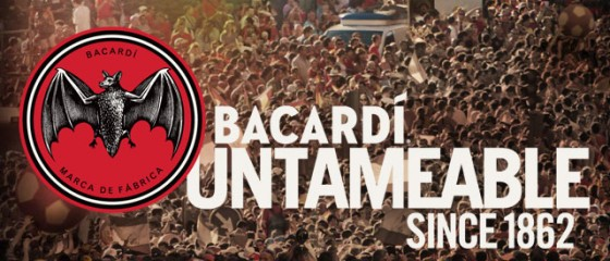 Bacardi Untameable 560x239