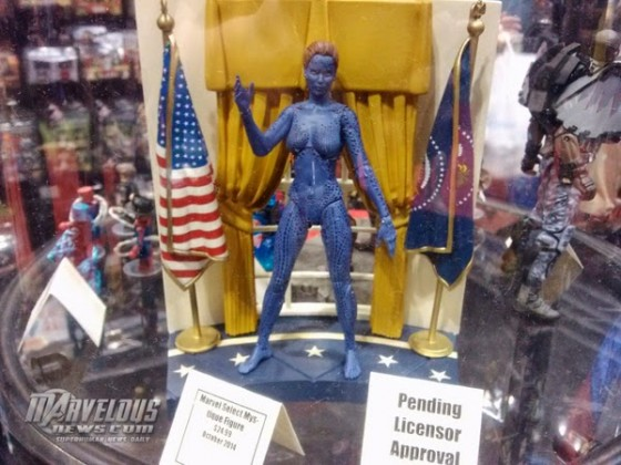 DIAMOND MARVEL SELECT X MEN DAYS OF FUTURE PAST MYSTIQUE 01 560x420