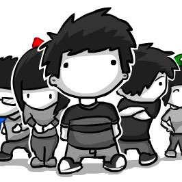 """""""Cheer Up, Emo Kid"""" by Enzo"""