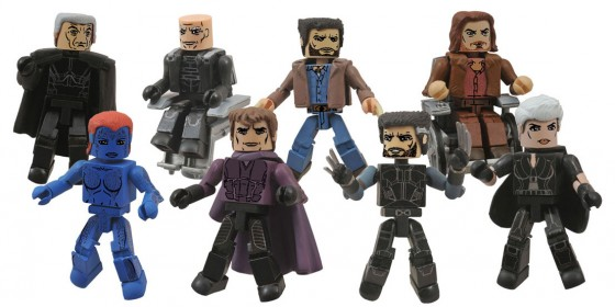 Minimates X Men Days of Future Past Figures 560x280