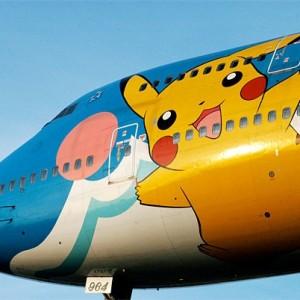 Japan's Pokémon World Cup Jet