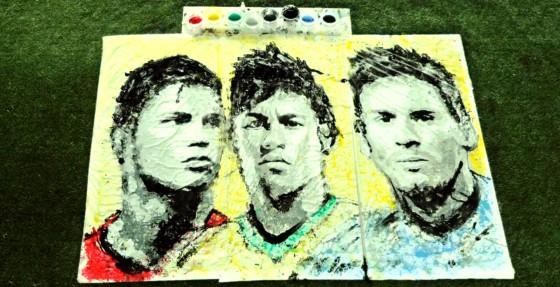 Soccer Ball World Cup Portrait 560x287