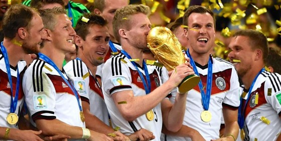 Germany World Cup Victory 560x281