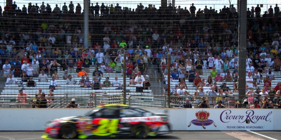 2014 Crown Royal 400 Brickyard 01 560x280