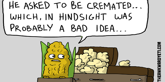 CornCremation