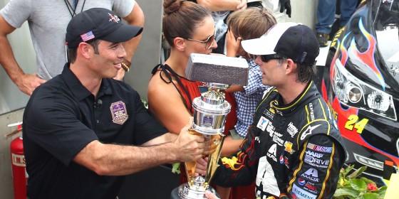 John Wayne Walding Trophy Jeff Gordon 560x280