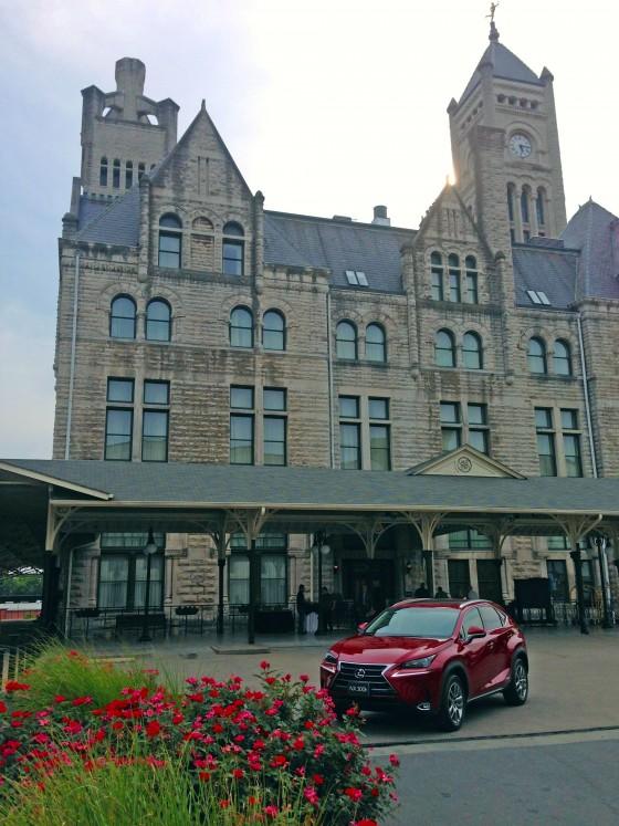 Union Station Hotel Lexus 560x746
