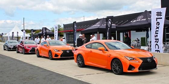 2015 Lexus RCF Track Day 2 560x280