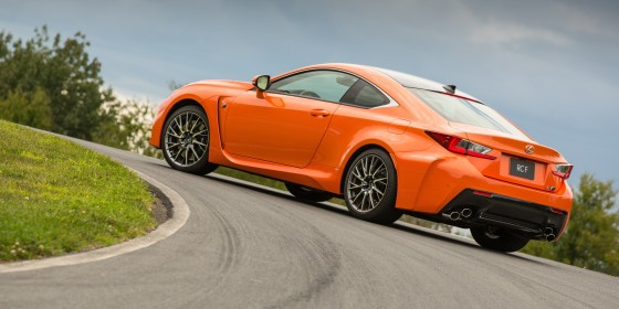 2015 Lexus RCF Track Day 5 560x280