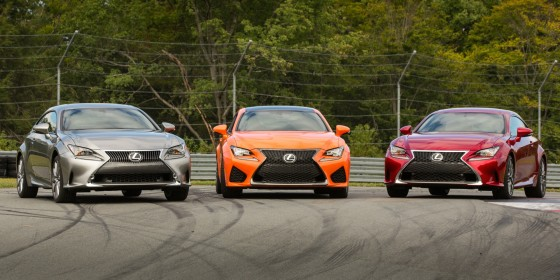 2015 Lexus RCF Track Day 7 560x280